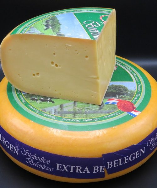 Extra Matured Farmhouse Cheese